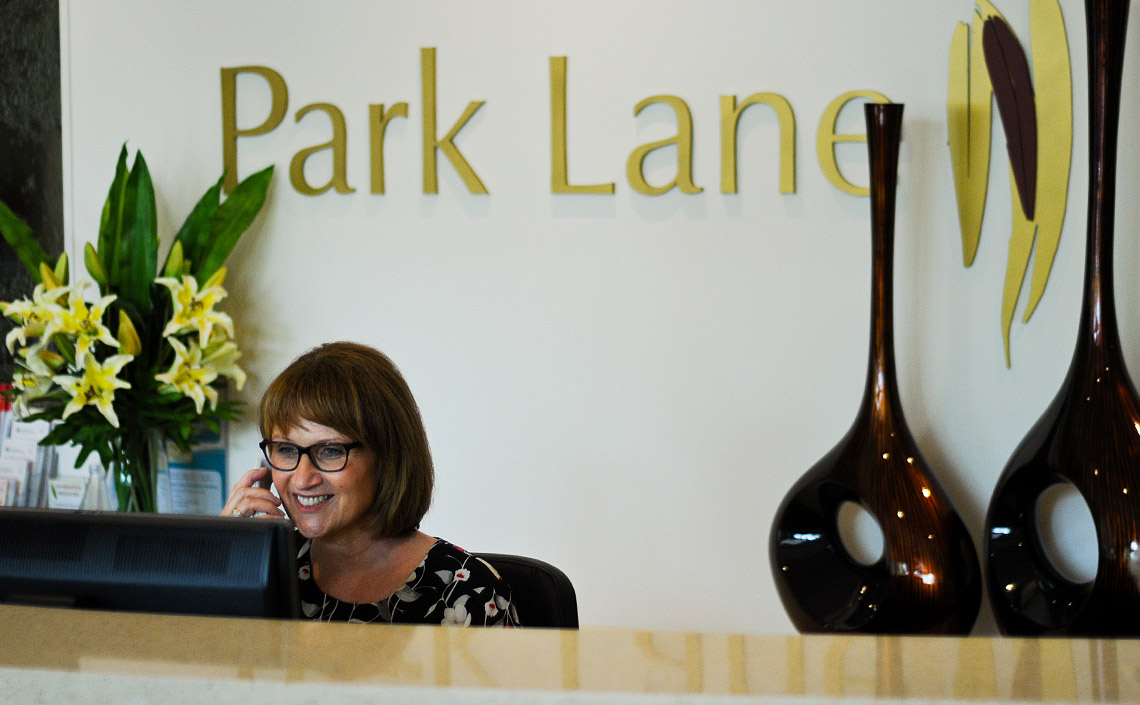 Park Lane Croydon Reception